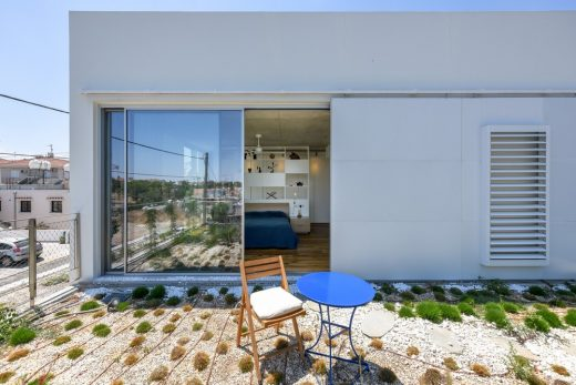 The Garden House in the City - Nicosia property garden