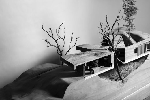 Omer Arbel Architecture Model 91