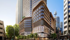 Pitt Street Over Station Development Sydney