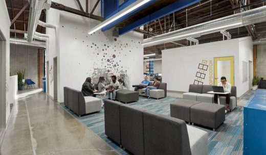 Playworks Offices Oakland Northern California