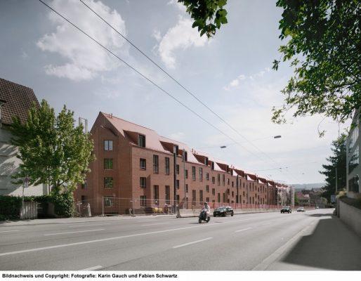 Rosengarten Student Residence Zurich Switzerland