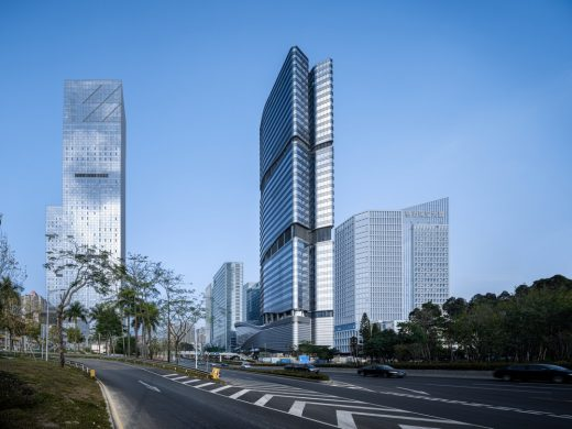 SHUIBEI International Centre Luohu Shenzhen building