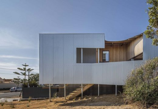 Spinifex House in Adelaide, Australia