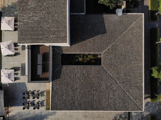 Tan Alley, Wuzhen Eco and Cultural Community roof