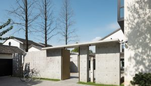 Tan Alley, Wuzhen Eco and Cultural Community entry