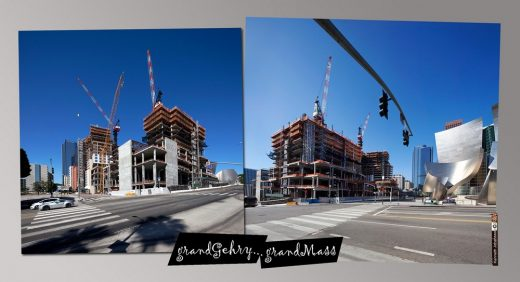 The Grand Los Angeles building design