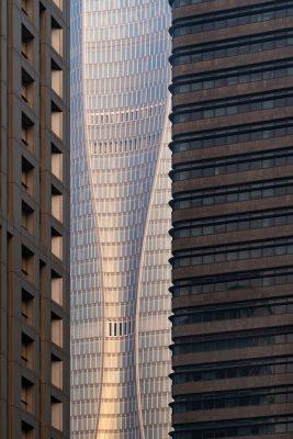 Tianjin Chow Tai Fook Financial Centre Binhai