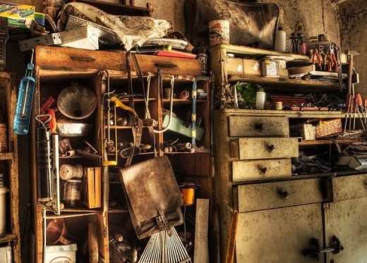 Use Your Garage Space More Efficiently