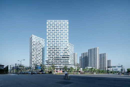 Vantone Centre Yuhang Future Science Technology City