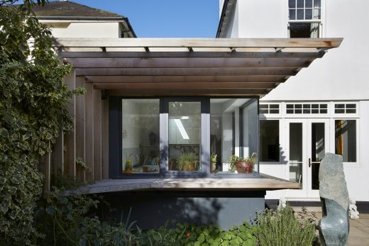 Wimbledon Edwardian home extension