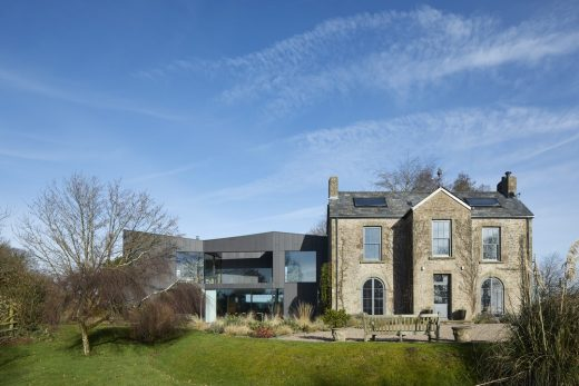 Windward House Gloucestershire by Alison Brooks Architects