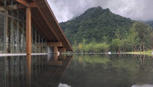 Yunshan Art Museum building, China