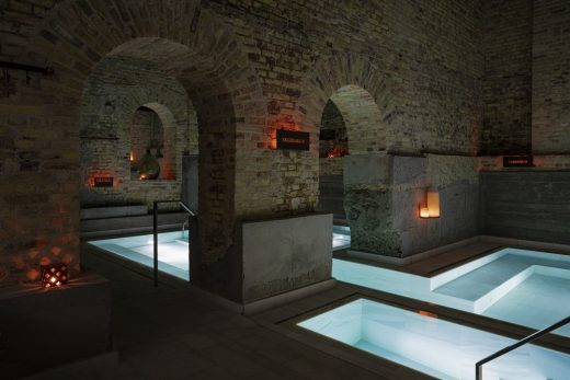 Aire Ancient Baths Copenhagen