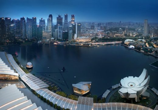 Apple Marina Bay Sands Singapore Foster + Partners building