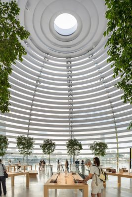 Apple Marina Bay Sands Singapore Foster + Partners