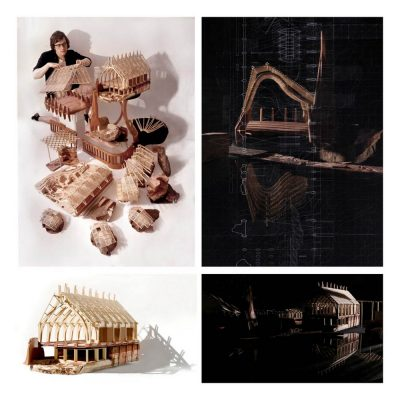 Architecture Thesis Of The Year 3rd Prize Winner