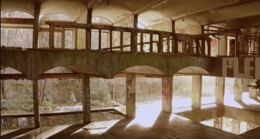 St Peter's Seminary Cardross building Scotland