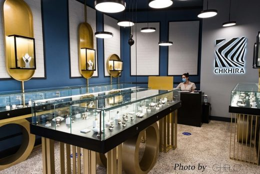 Chkhira Jewelry Salon Tbilisi