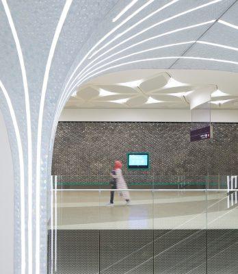 Doha Metro Network Stations