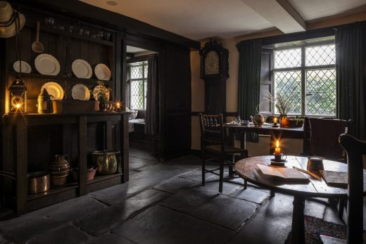 Dove Cottage, Wordsworth's thinking and writing room