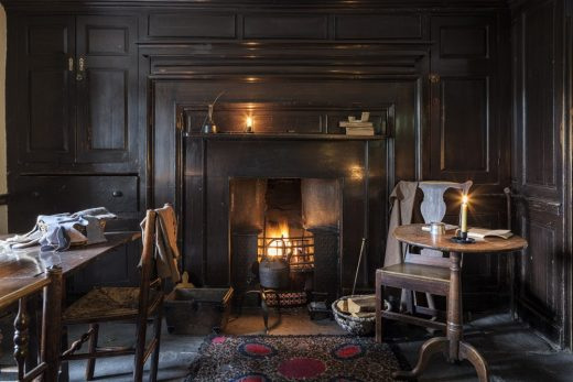 Dove Cottage, Wordsworth's former Lake District home books