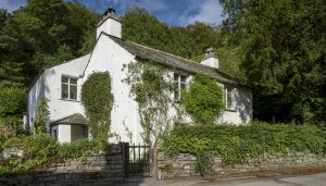 Dove Cottage, Museum at Wordsworth Grasmere