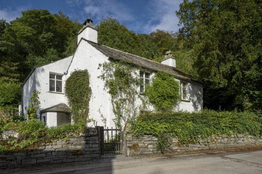 Dove Cottage, Museum at Wordsworth Grasmere