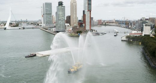 Floating Office Rotterdam - FOR Netherlands