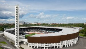Helsinki Olympic Stadium Renovation Finland