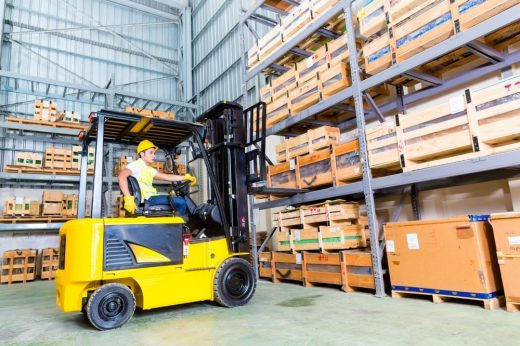How to Drive a Forklift: Get Work Done Quickly and Safely