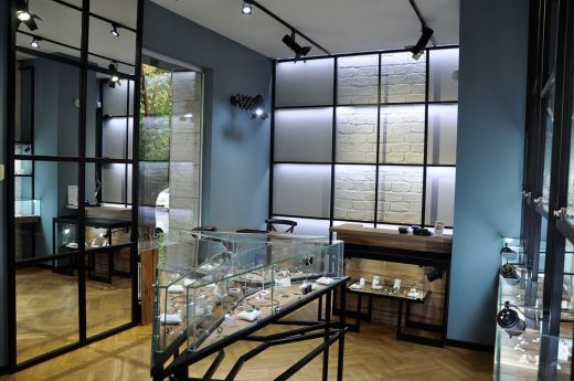 Jewelry Salon Chkhira Tbilisi