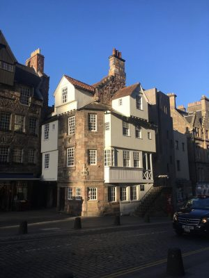 John Knox House Edinburgh Royal Mile