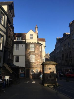 John Knox House Edinburgh building