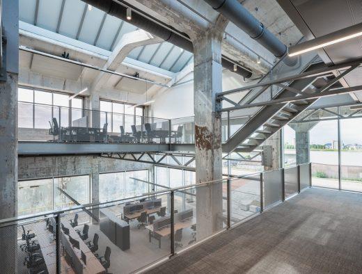 KB building Arnhem, Industriepark Kleefse Waard