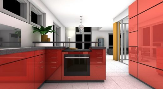 Kitchen style home design quality