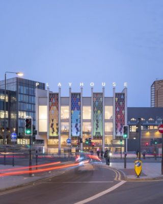 Leeds Playhouse building by Page\Park architects