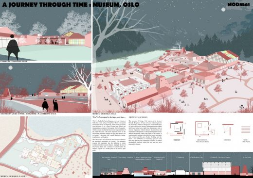Museum of Design Oslo Competition 11th prize