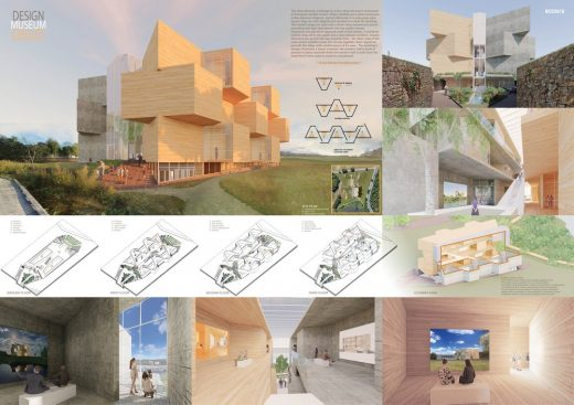 Museum of Design Oslo Competition 13th prize