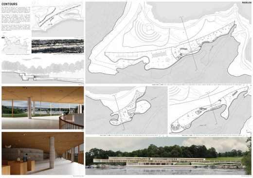 Museum of Design Oslo Competition 7th prize