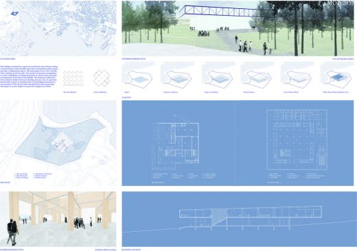 Museum of Design Oslo Competition 9th prize