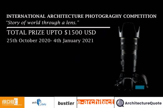 Photodemic Architecture Photography Competition 2020