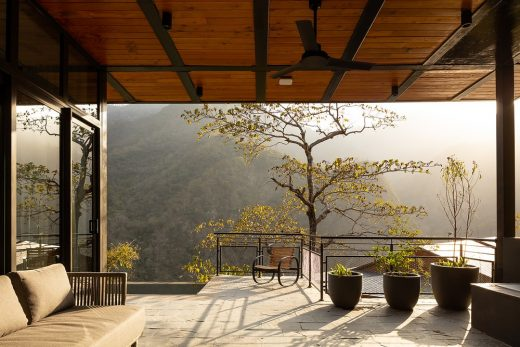 Taj Rishikesh Spa Resort Complex India