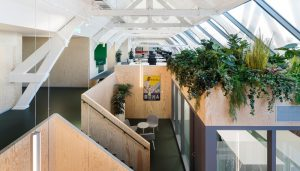 Upfield Office The Attic Rotterdam