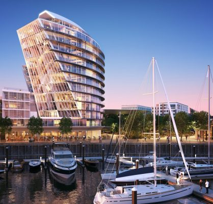 Amaris Waterfront Condominium Washington DC