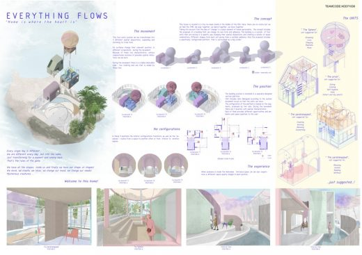 Archasm Home Design Competition 2nd Prize