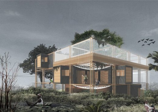 Archasm Home Design Competition 3rd Prize