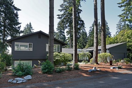 New Mercer Island House Lake Washington