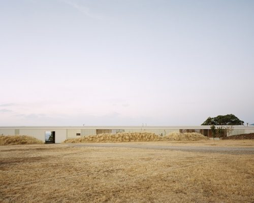 Daylesford Longhouse in Australia by Partners Hill