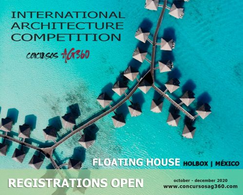 Floating House Concursos AG360 Competition