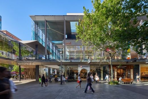 Forrest Chase Mall, Perth